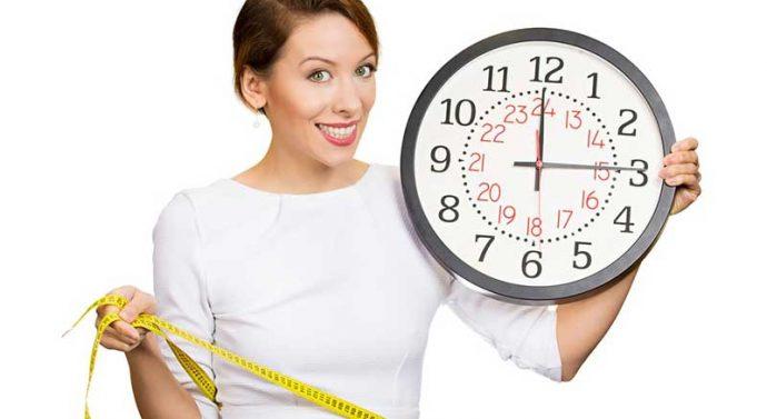 มีเวลาน้อยควรมีวิธีลดความอ้วนอย่างไร ?